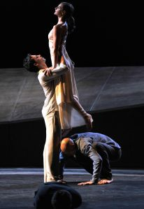 The Geneva Ballet performs Romeo & Juliette.