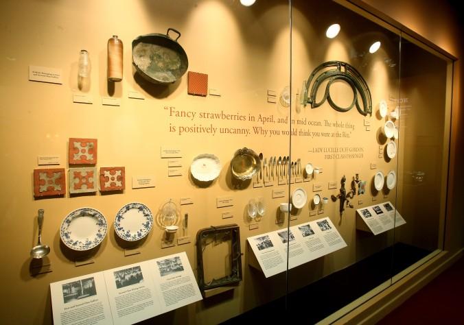 Titanic Exhibition2