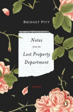 Notes from the Lost Property Department - Bridget Pitt - LR